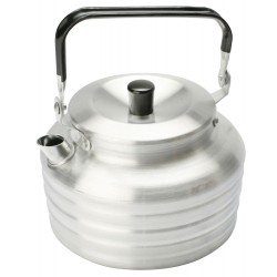 1.3L Aluminium Kettle with folding handle - 2015