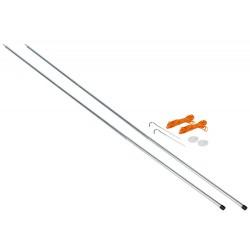Adjustable Steel King Poles 180-220cm - 2015