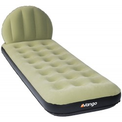 Airhead Single Flocked Airbed - 2016