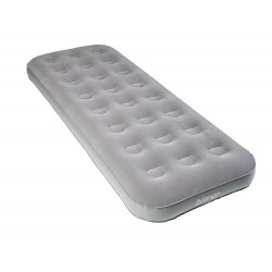 Single Flocked Airbed - 2020