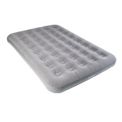 Double Flocked Airbed - 2020