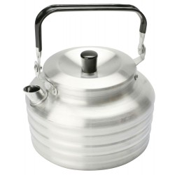 1.3L Aluminium Kettle with folding handle - 2019